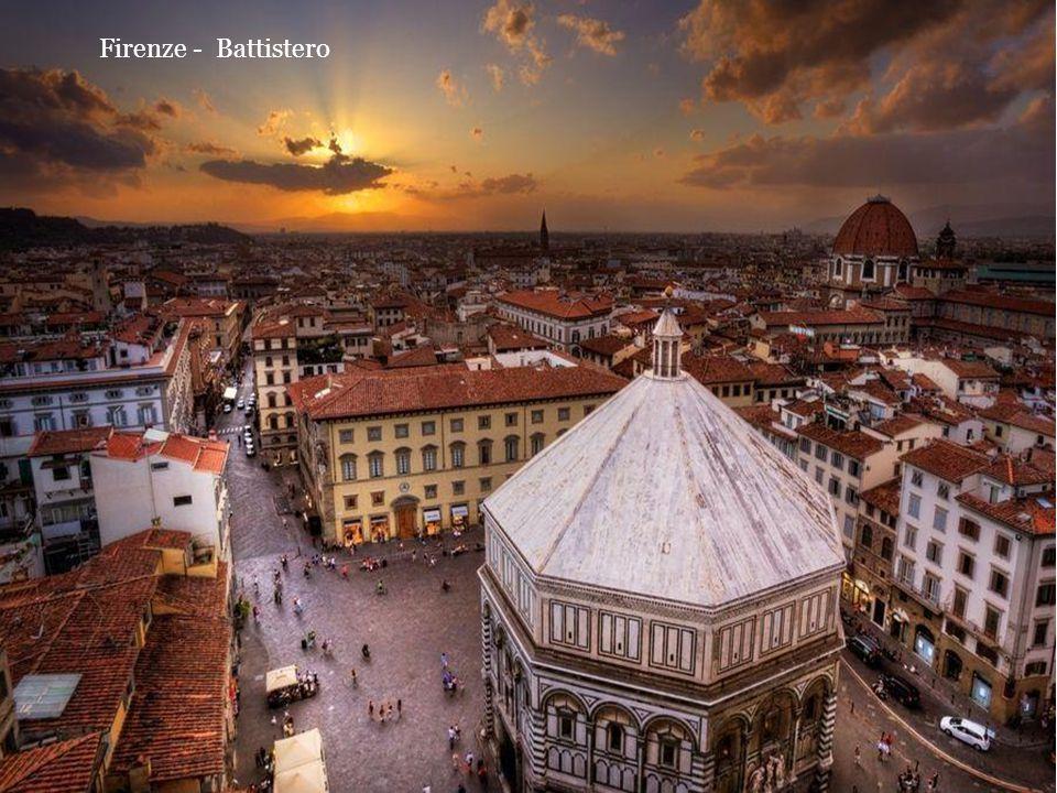 FIRENZE..da Ponte Vecchio