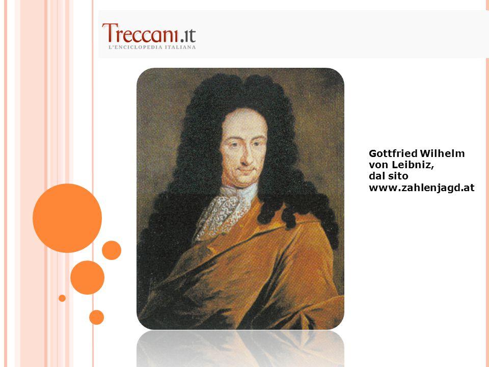 Gottfried Wilhelm von Leibniz, dal sito www.zahlenjagd.at