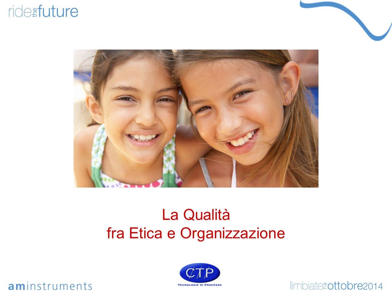 La Qualità fra Etica e Organizzazione