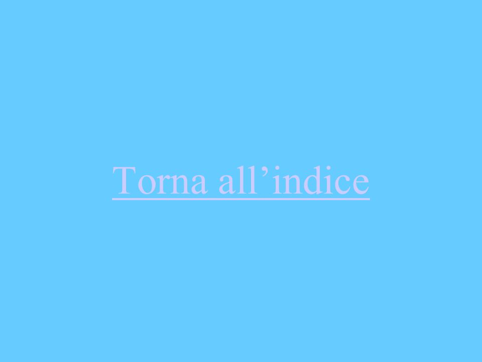Torna all'indice