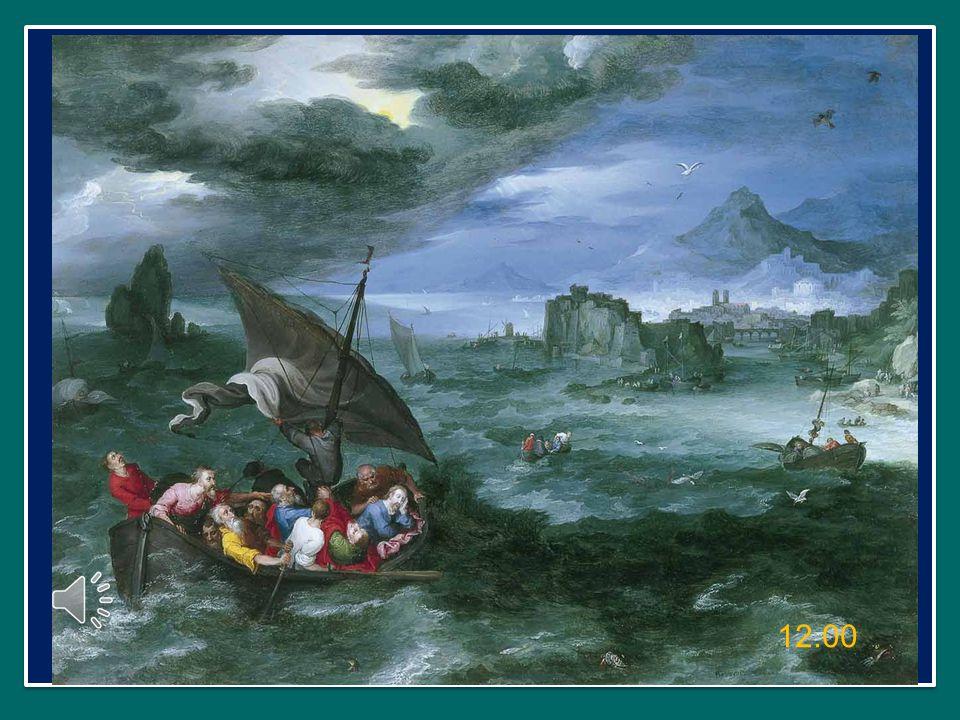 sempre fragile e povera, inquieta e tuttavia vittoriosa, la fede del cristiano cammina incontro al Signore risorto, in mezzo alle tempeste e ai pericoli del mondo.