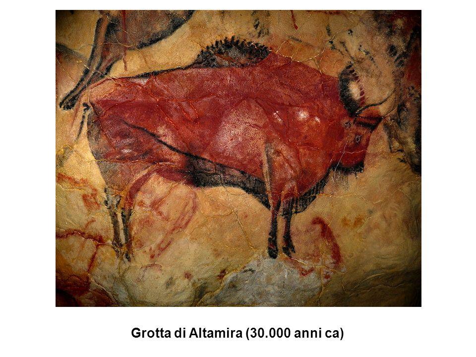 Grotta di Altamira (30.000 anni ca)