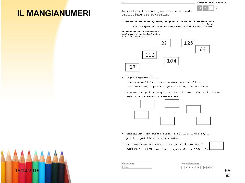 15/04/201595 IL MANGIANUMERI