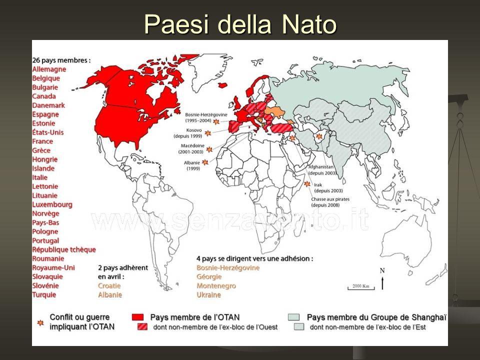 Paesi della Nato
