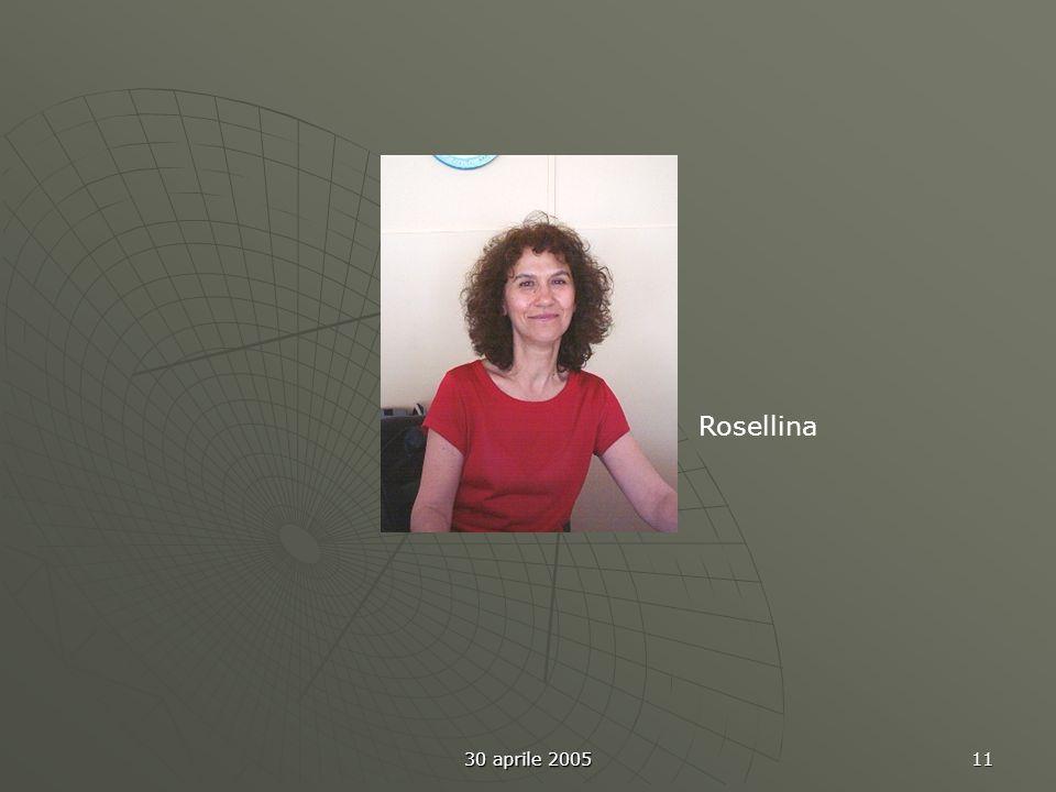 30 aprile 2005 11 Rosellina