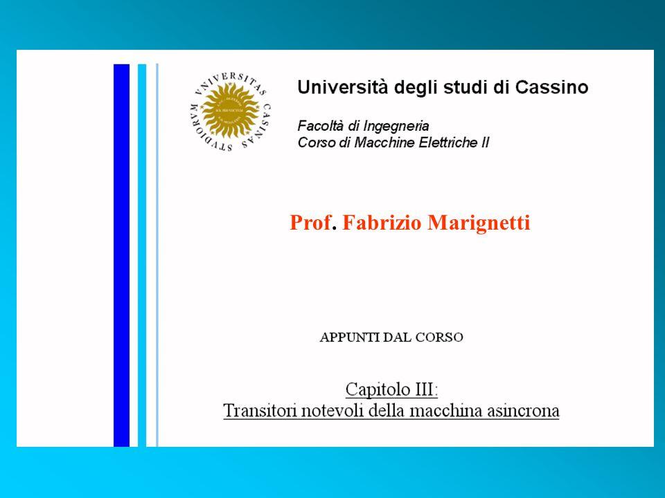 Prof. Fabrizio Marignetti
