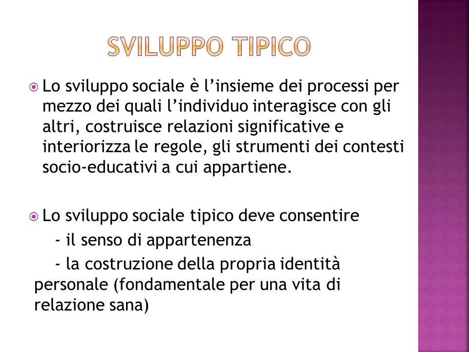 Competenze che lo sviluppo sociale richiede e produce.