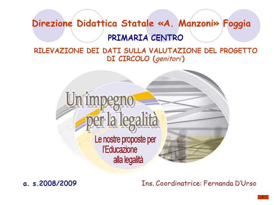 Direzione Didattica Statale «A.