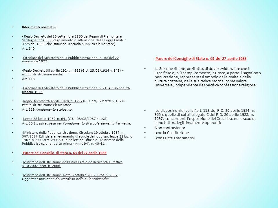 Riferimenti giurisprudenziali caso SMITH - Tribunale dell'Aquila, ordinanza 23 ottobre 2003, in Giur.