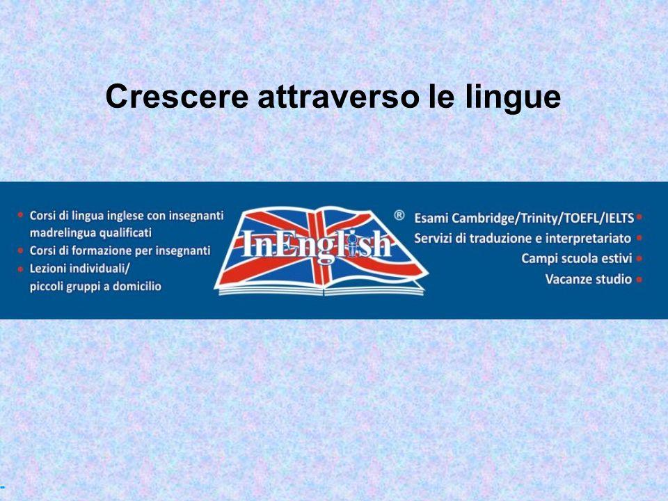 Crescere attraverso le lingue