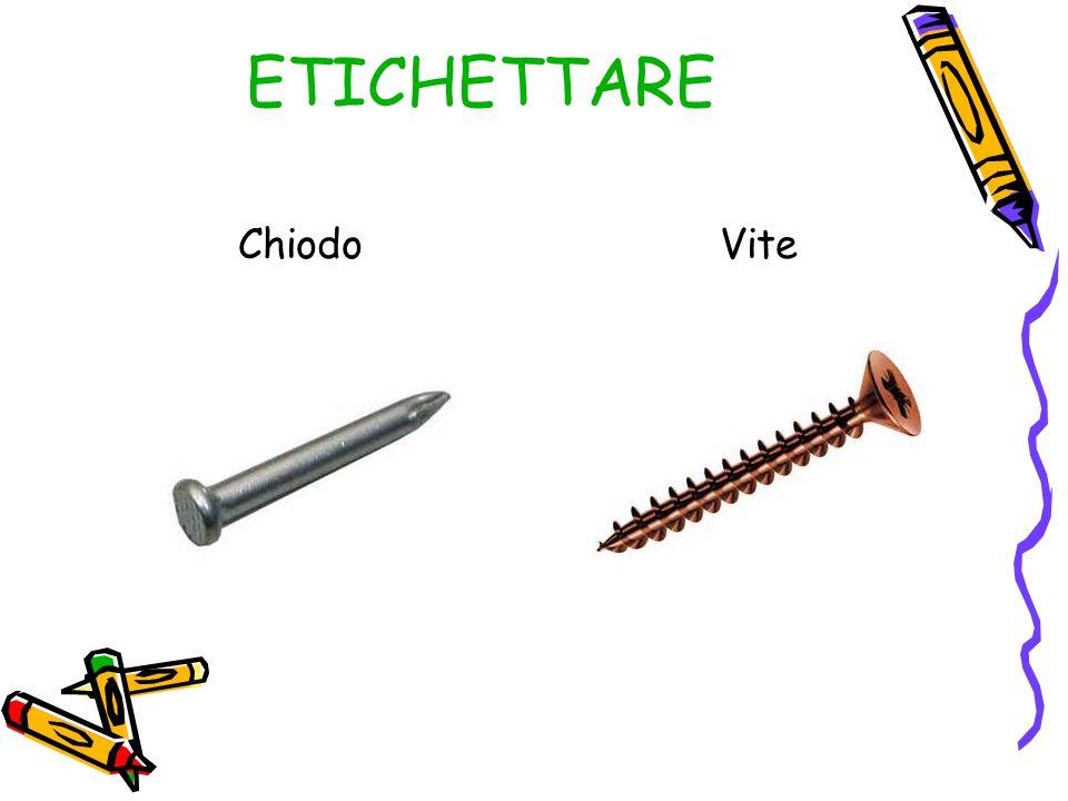 ETICHETTARE ChiodoVite