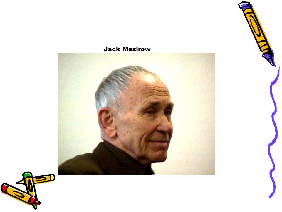 Jack Mezirow