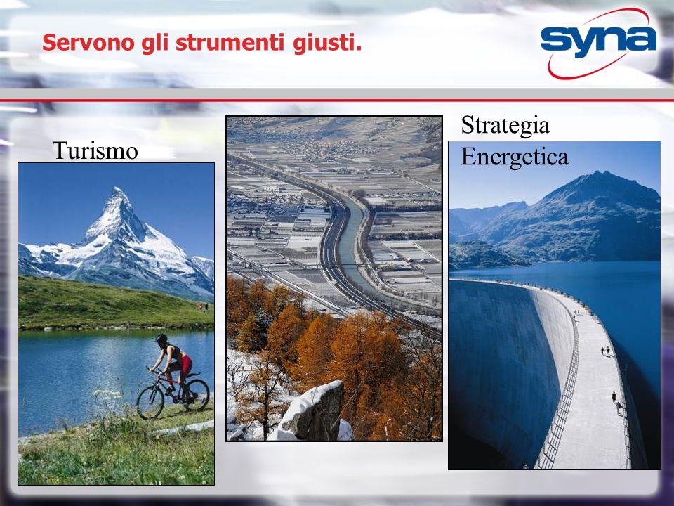 Servono gli strumenti giusti. Turismo Strategia Energetica