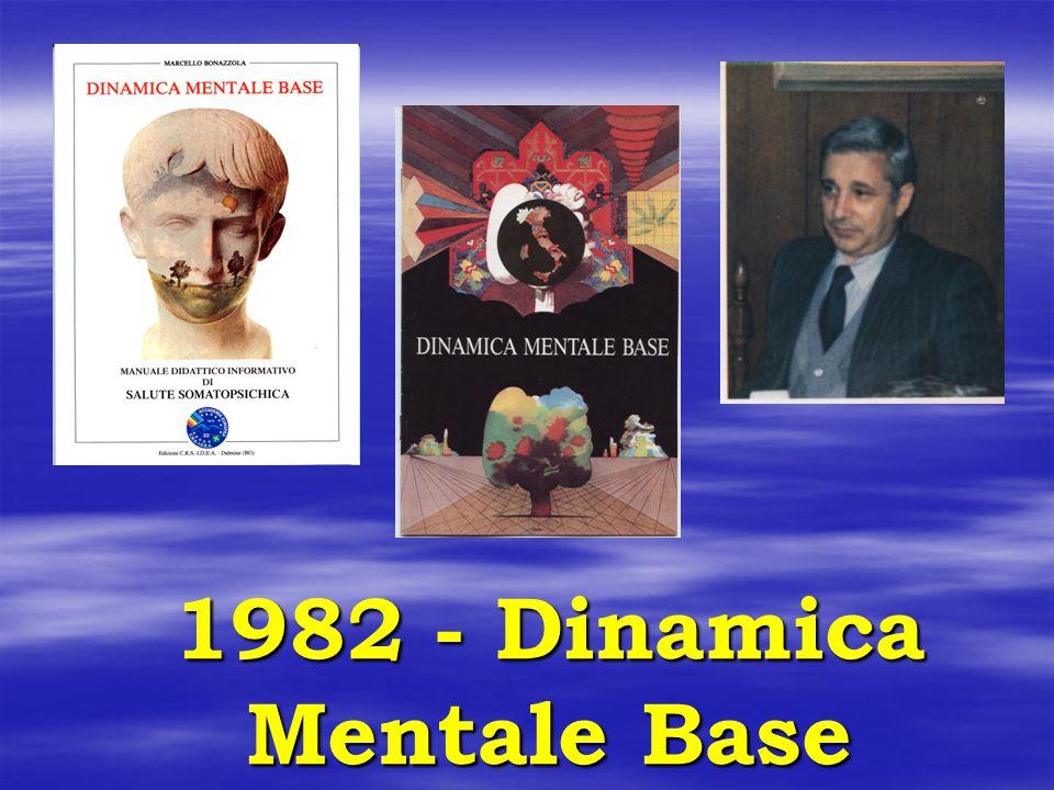 1982 - Dinamica Mentale Base
