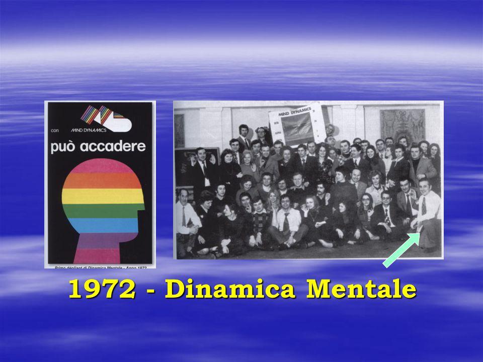 1972 - Dinamica Mentale
