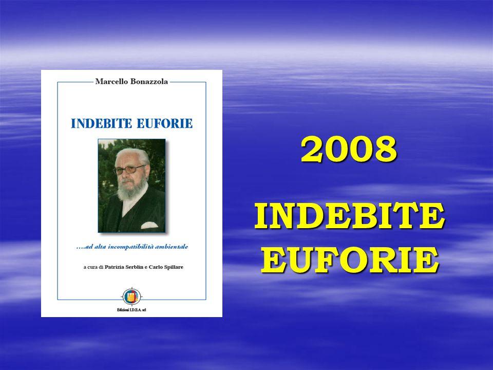 2008 INDEBITE EUFORIE