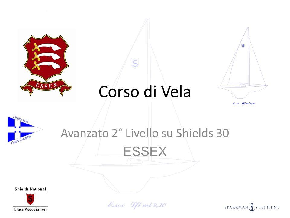 Corso di Vela Avanzato 2° Livello su Shields 30 ESSEX