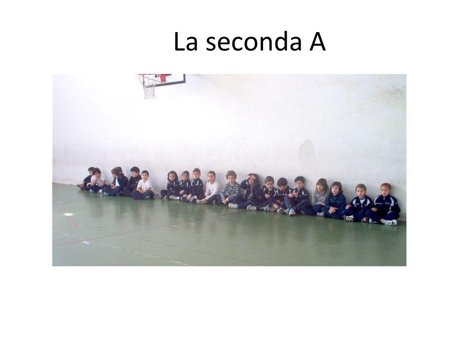 La seconda A