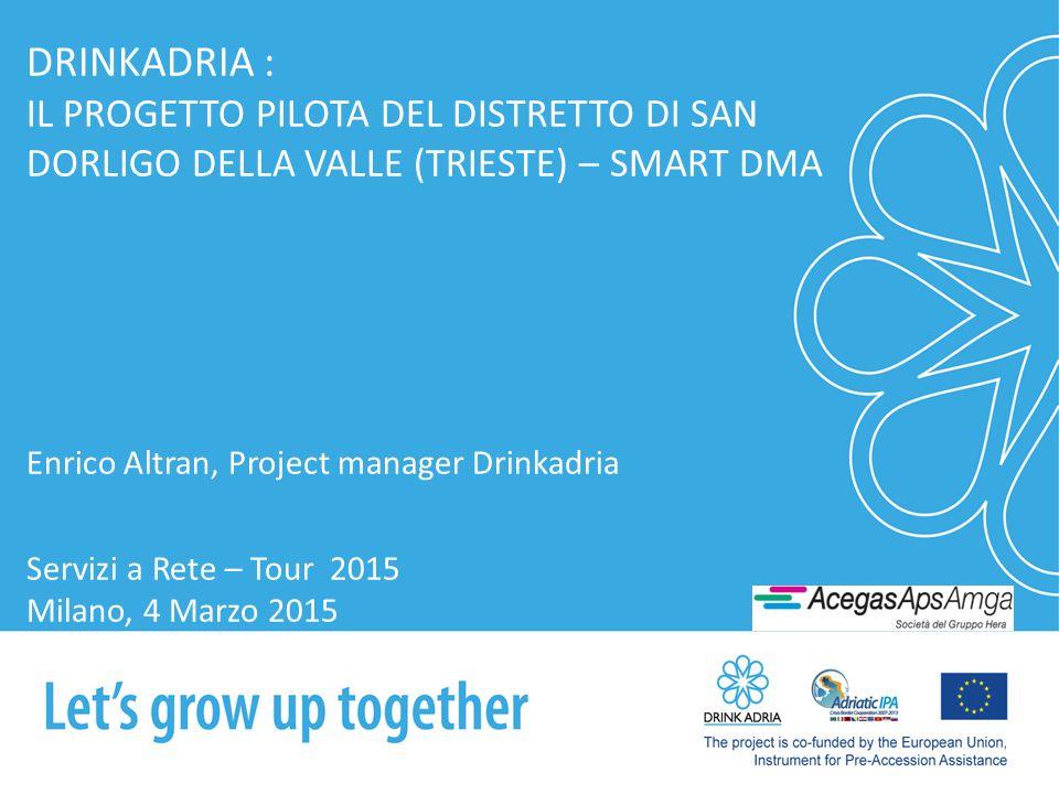 AcegasApsAmga SpA – Gruppo Hera MILANO, 4 Marzo 2015