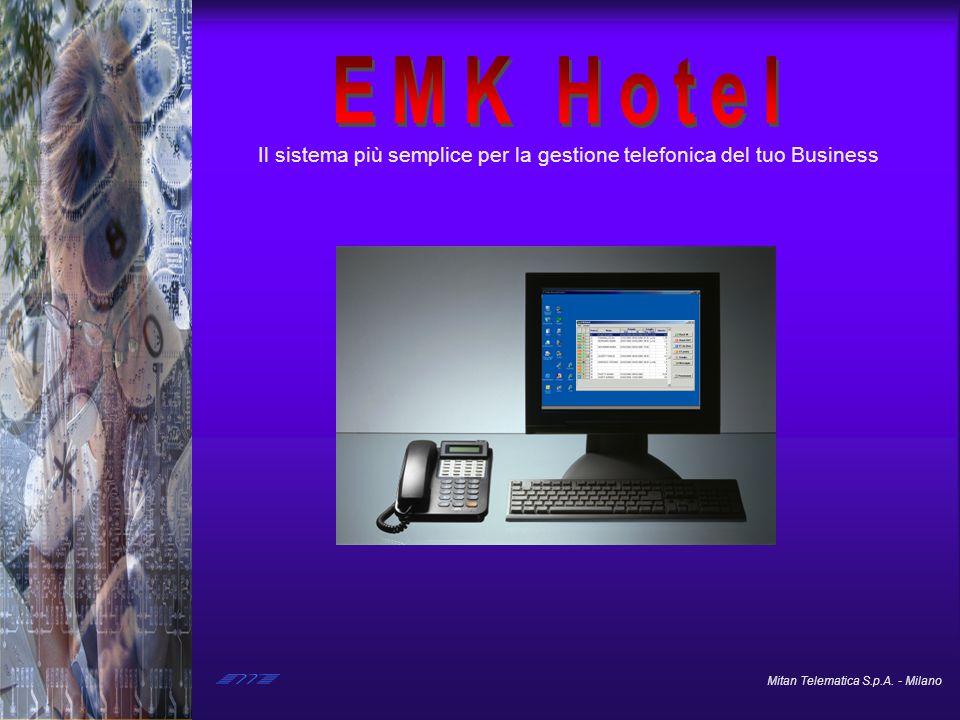 Mitan Telematica S.p.A. - Milano Il sistema più semplice per la gestione telefonica del tuo Business