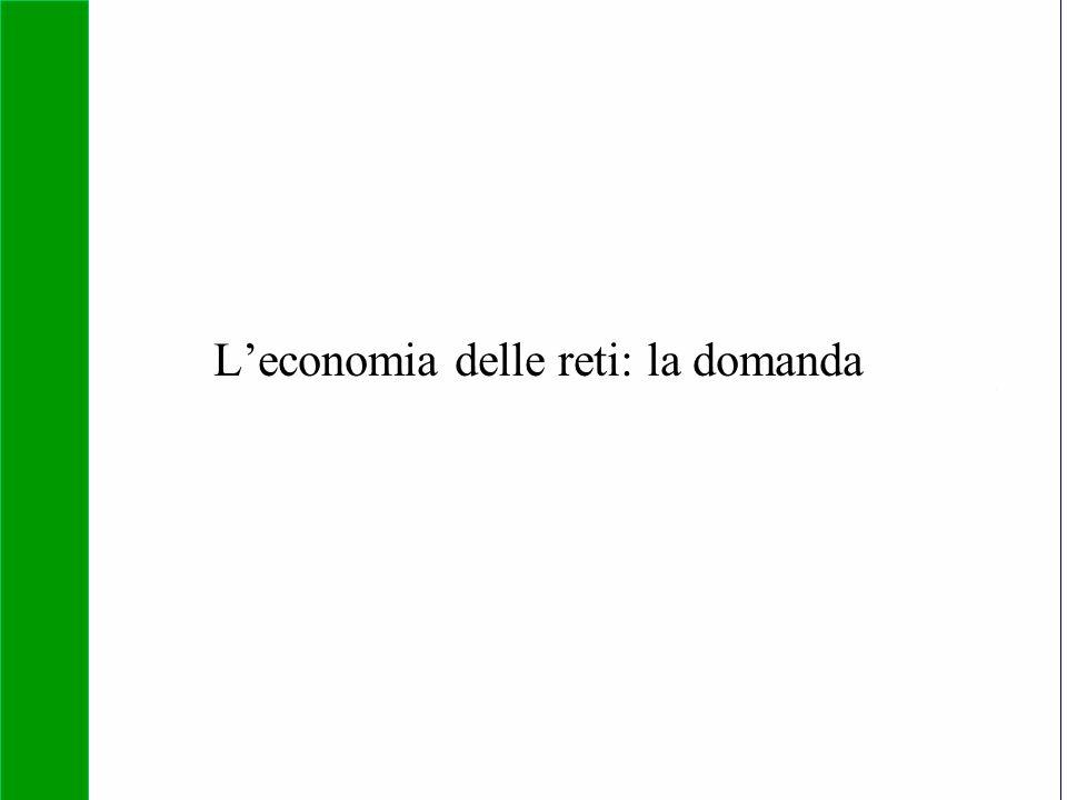 Copyright SDA Bocconi 2005 Competing Technologies, Network Externalities …n 24 L'economia delle reti: la domanda