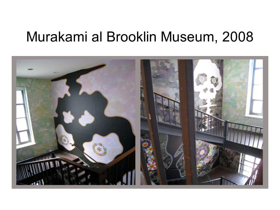Murakami al Brooklin Museum, 2008
