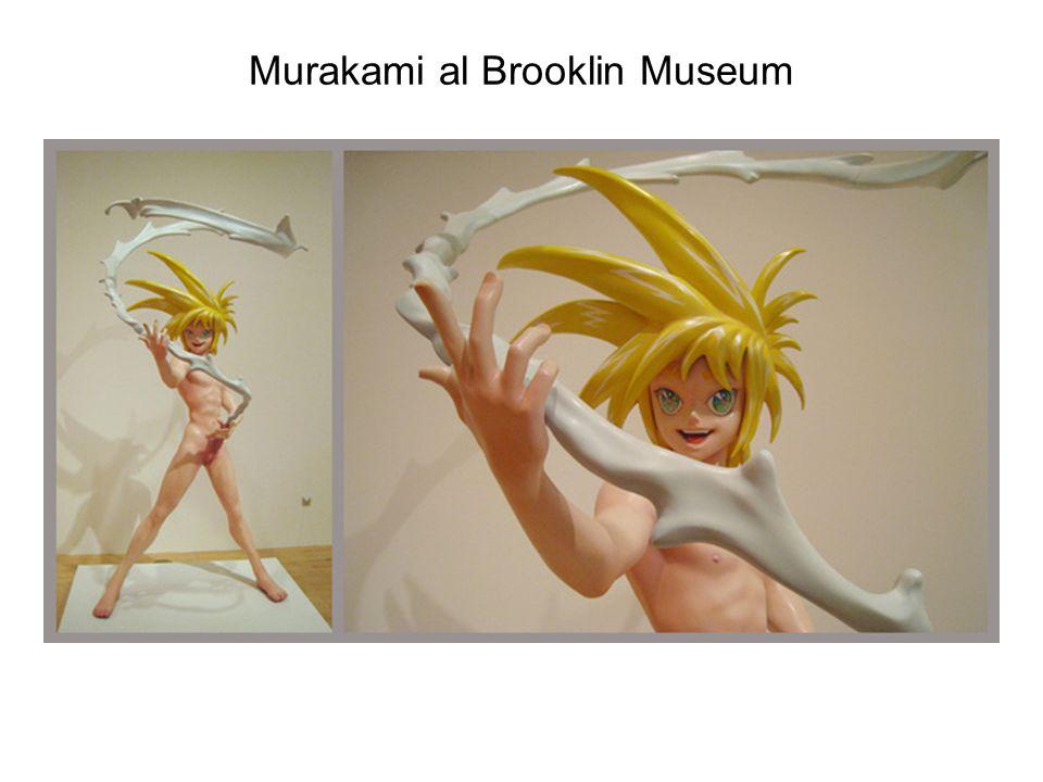 Murakami al Brooklin Museum