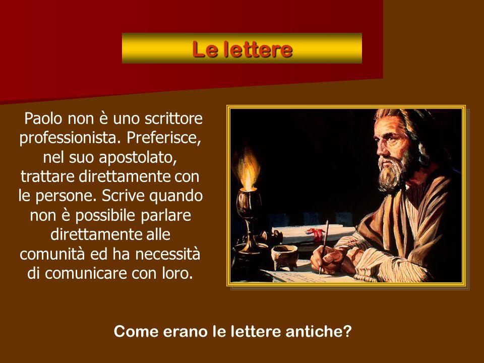 Per le cosiddette lettere pastorali , cioè 1-2 Timoteo e Tito i dubbi sono più seri e condivisi.