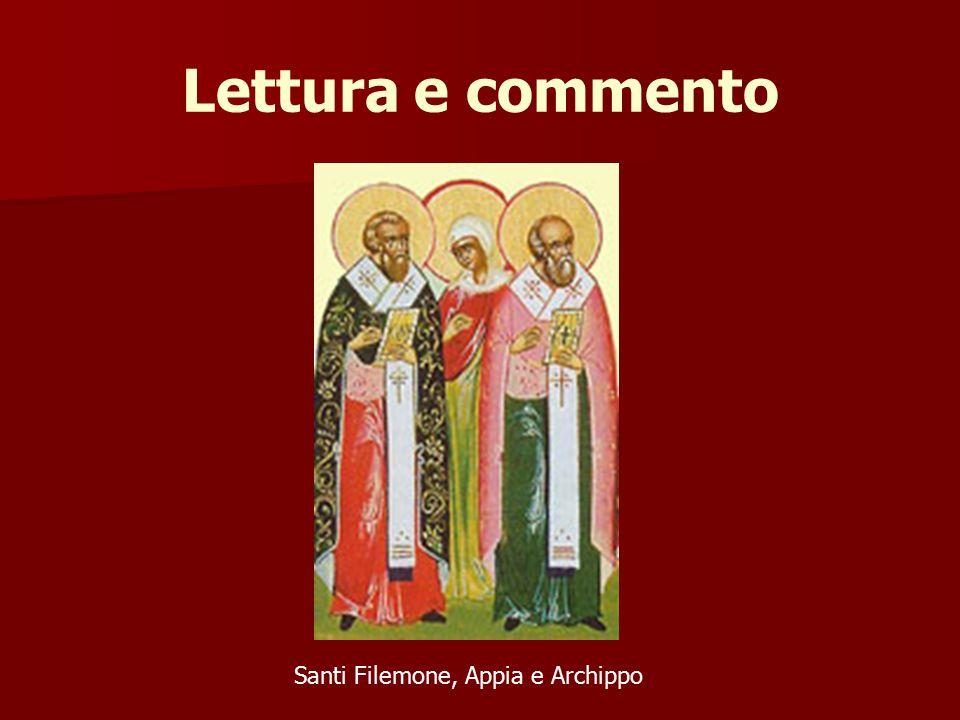Autenticità della lettera Fin dall'antichità la lettera a Filemone è stata attribuita a Paolo. Si trova già nel canone di Marcione ed è contenuta anch