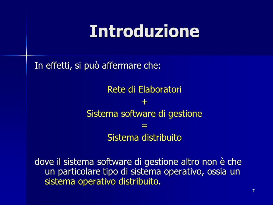 18 Sistemi e Mezzi Fisici Sistema 1 Sistema 3 Sistema j Sistema 2 Sistema n mezzi fisici