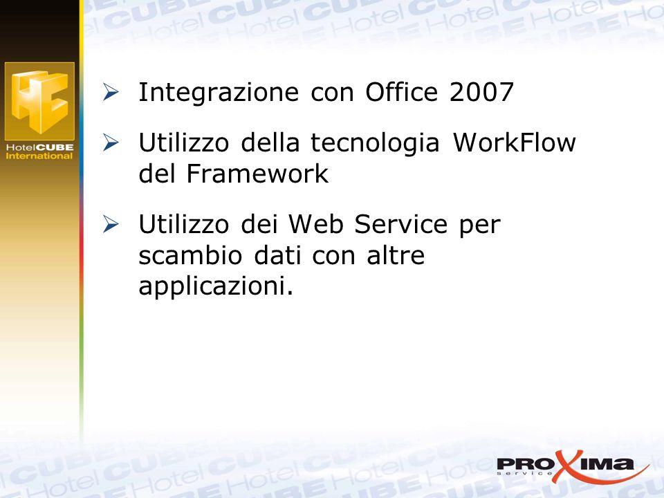  Client WXP sp2 (1 GB) e WVista (2 GB di Ram)  Server W2003 SR2 con almeno 2 GB di Ram (dipende dal numero di terminali) Risorse Hardware