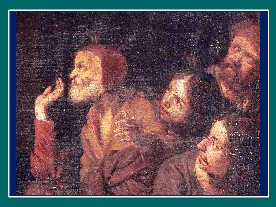 Tu septifórmis múnere, déxtræ Dei tu dígitus, Dito della mano di Dio, promesso dal Salvatore, tu rite promíssum Patris, sermóne ditans gúttura. irradi