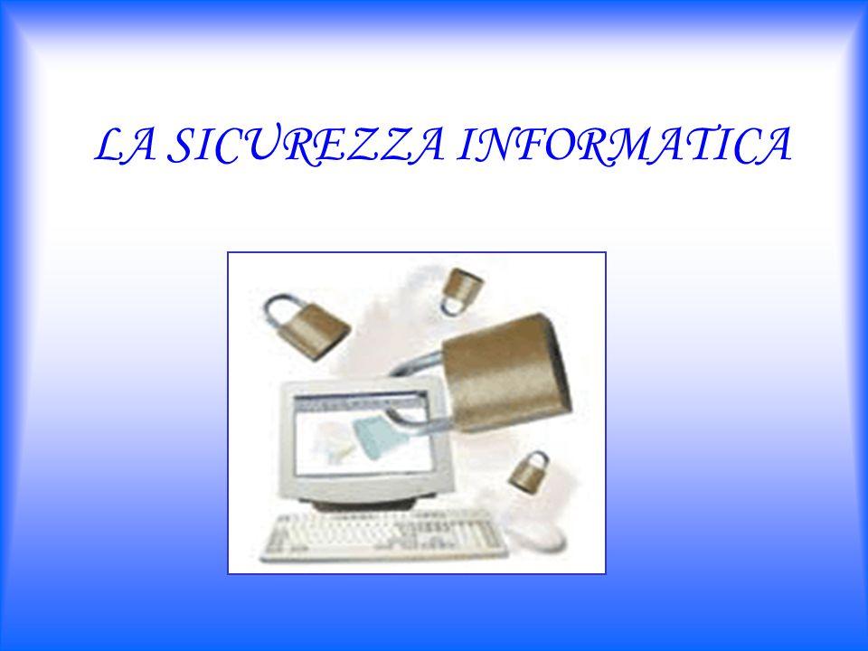 2.Obiettivi di Sicurezza Gli obiettivi di sicurezza sono il grado di protezione che si intende attuare per i beni in termini: o Disponibilità o Integrità o Riservatezza I beni si classificano in categorie e ad ognuno si assegna il tipo di sicurezza: o Per le password e i numeri di identificazione il requisito per raggiungere l'obiettivo è la Riservatezza o Per le informazioni contabili di una banca i requisiti richiesti sono: Disponibilità, Integrità e Riservatezza o Per le informazioni pubblicate sul sito web i requisiti sono: Disponibilità e Integrità Gestione del rischio
