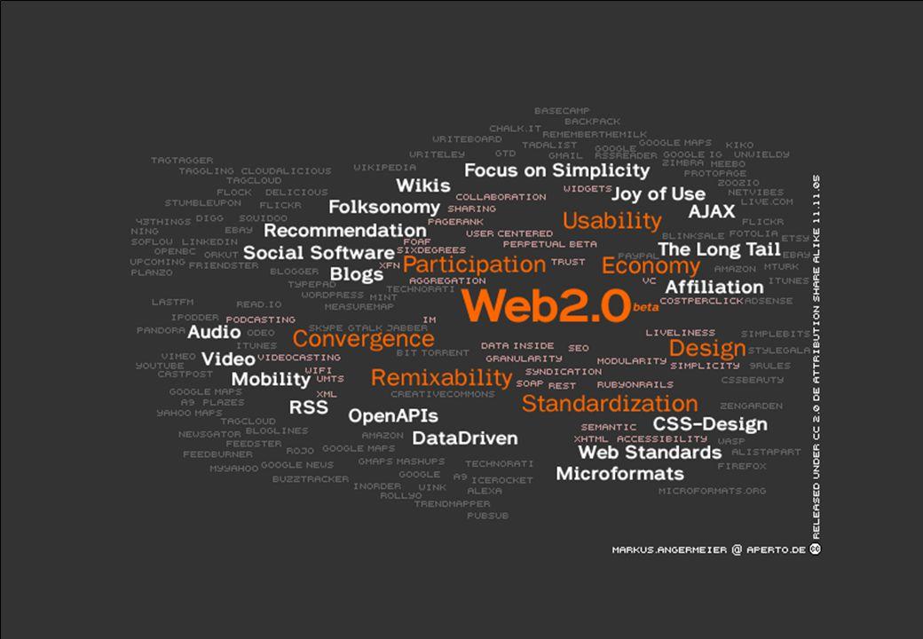 5 Cosa c'entra il WEB 2.0 ?!