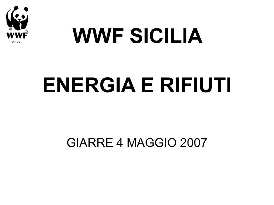 WWF SICILIA ENERGIA E RIFIUTI GIARRE 4 MAGGIO 2007