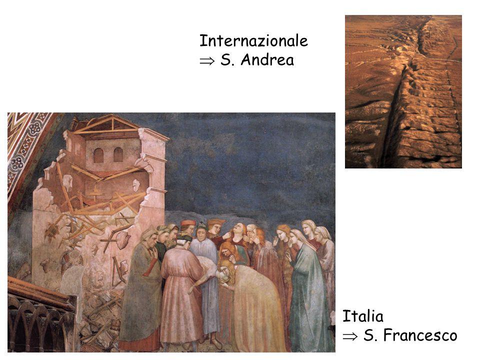 Italia  S. Francesco Internazionale  S. Andrea