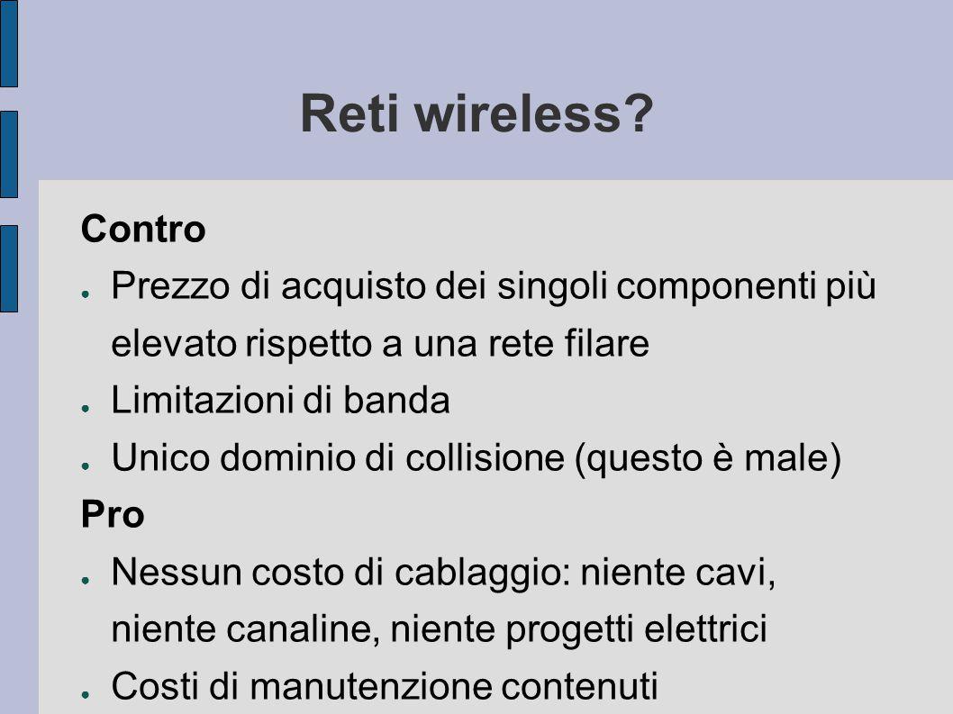 Reti wireless.