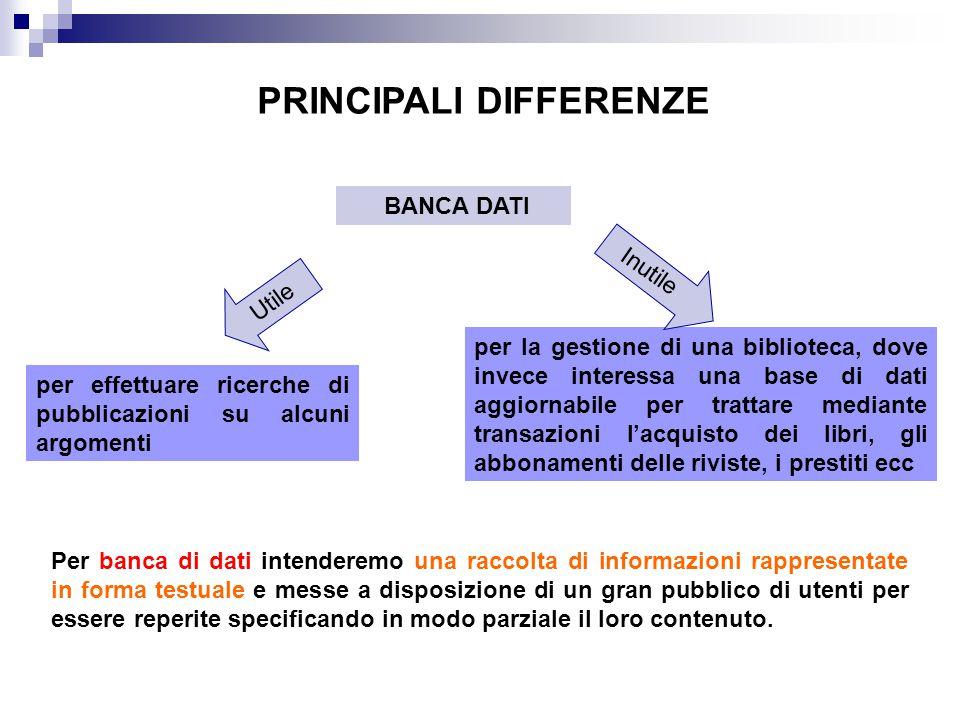 Efficacia del sistema Come è possibile rispondere alla domanda quale di questi due sistemi di IR funziona meglio .