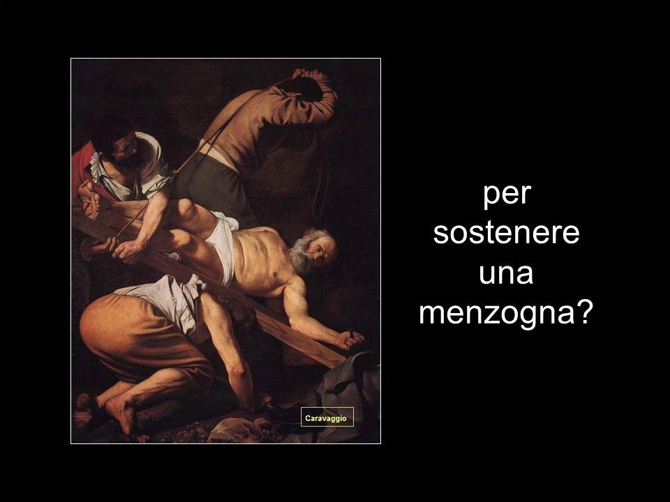 Avrebbero accettato torture e morte, a cominciare da Stefano,