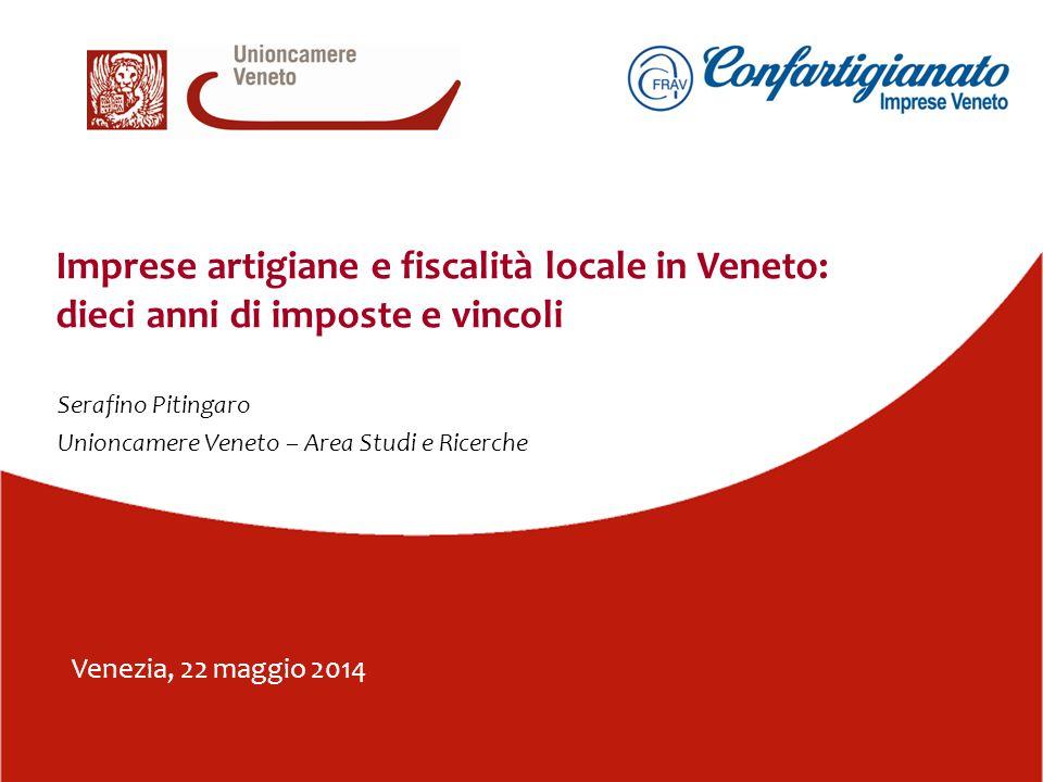 1/9 Recessione finita per l'economia del Veneto.