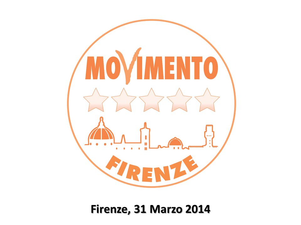 Firenze, 31 Marzo 2014