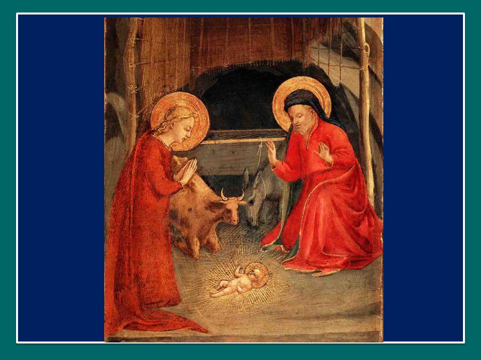 Giuseppe e Maria vivevano a Nazareth; non abitavano ancora insieme, perché il matrimonio non era ancora compiuto.