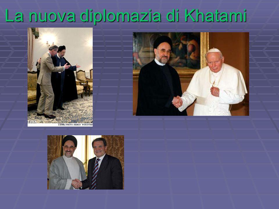 La nuova diplomazia di Khatami