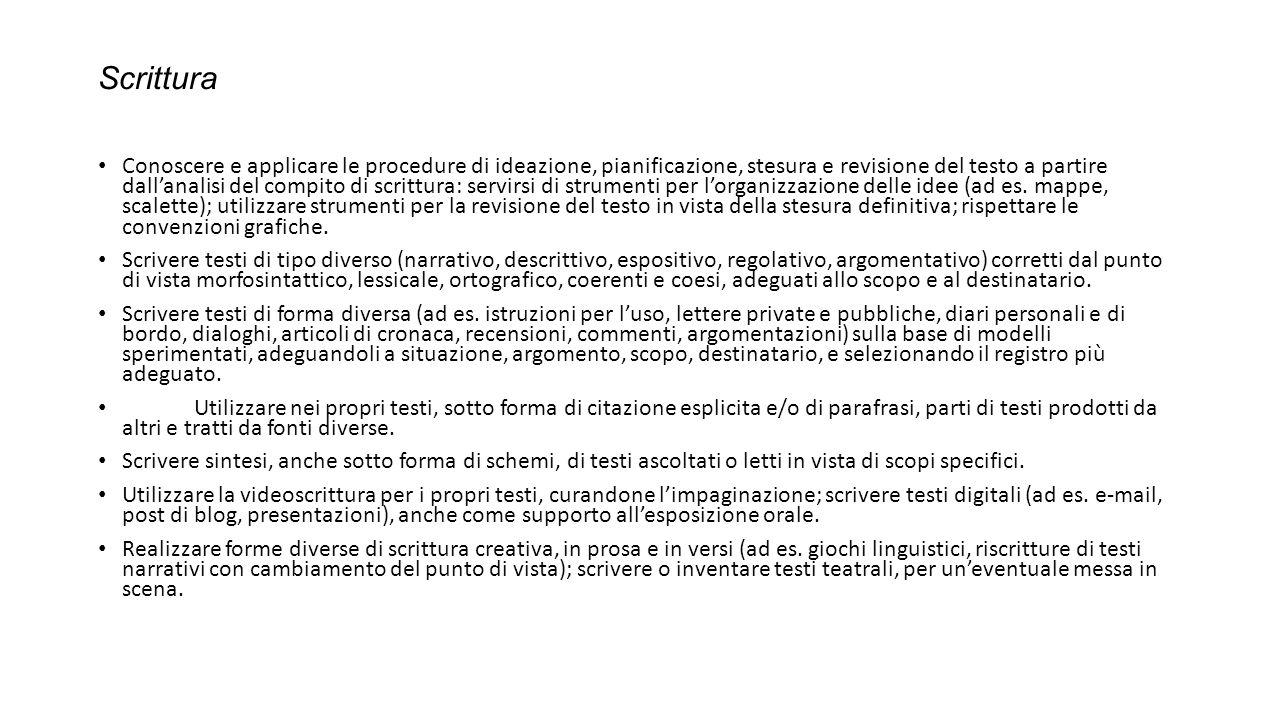 Didattica dell'italiano: grammatica normativa o descrittiva.