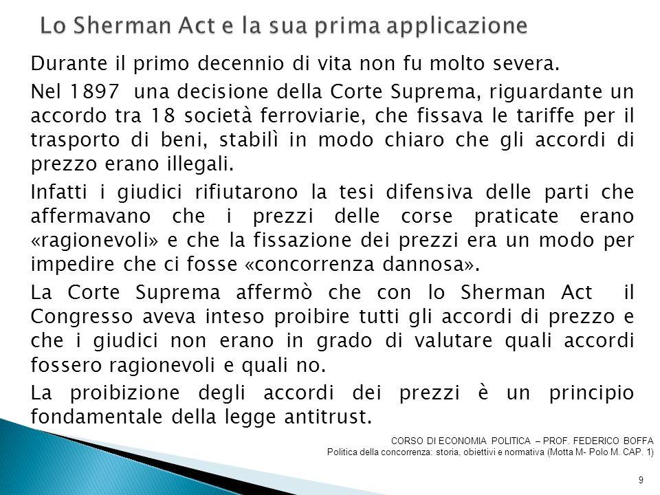 SISTEMA DI ECCEZIONE LEGALE DIRETTAMENTE APPLICABILE  La riforma del Regolamento (1 maggio 2004) ha modificato l applicazione dell articolo 81 ed ha introdotto un sistema di eccezione legale direttamente applicabile .