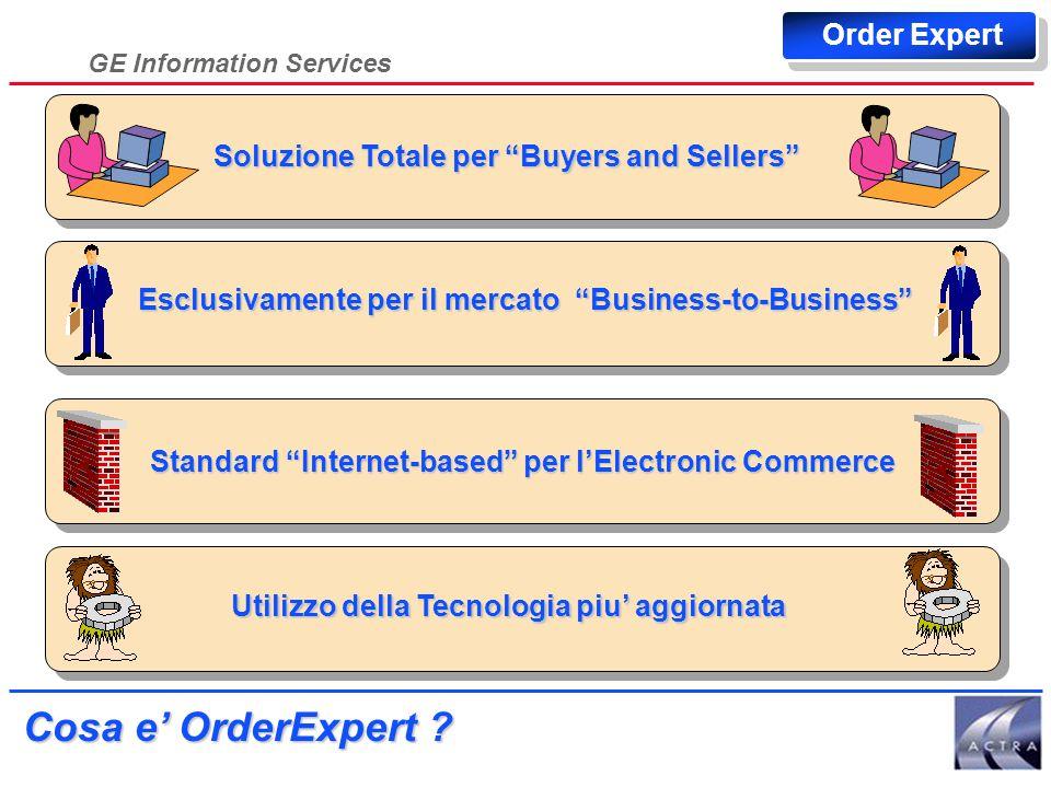 GE Information Services Gestione degli Acquisti per la Societa' Estesa Requesters Managers Buyers Sellers Administrators Custom Storefront Select Prod