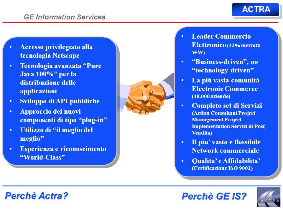 GE Information Services Order Expert Cosa e' OrderExpert .