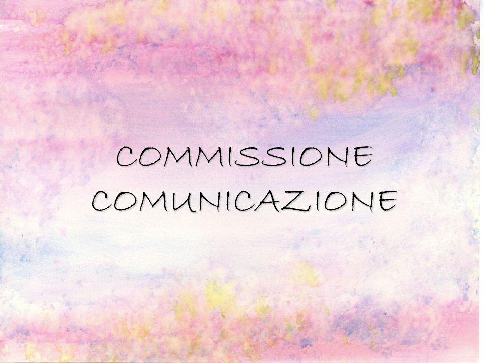 COMMISSIONE COMUNICAZIONE