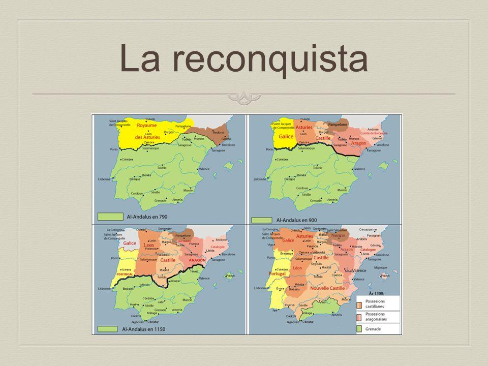 La formazione della monarchia spagnola (711-1492)