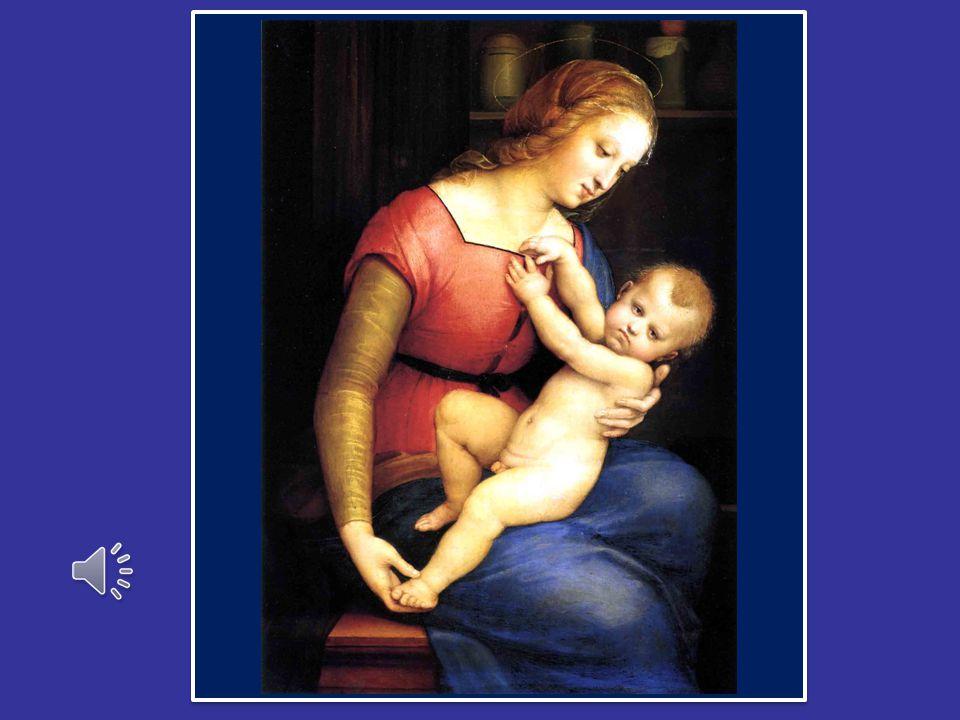 Preghiamo la Vergine Maria, modello perfetto di comunione con Gesù, affinché anche noi possiamo sperimentare la gioia di essere visitati dal Figlio di Dio, di essere rinnovati dal suo amore, e trasmettere agli altri la sua misericordia.